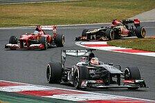 Formel 1 - Manager sicher: Hülkenberg bleibt in Formel 1