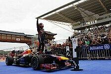 Formel 1 - Korea will 2016 wieder in den Kalender