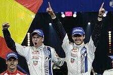 WRC - Bilderserie: Volkswagen: Vom Einstieg bis zum Titelrausch