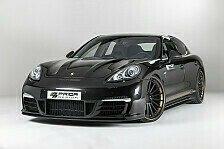 Auto - Porsche Panamera Prior600 vorgestellt