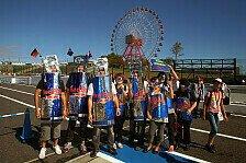 Formel 1 - Bilderserie: Japan GP - Fundsachen