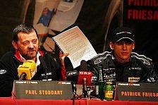 Formel 1 - Stoddart: Sorge wegen Friesacher-Lizenz ist Unsinn!