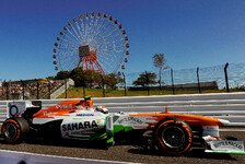 Formel 1 - Sutil: McLaren ohne Entwicklungsstopp im Griff