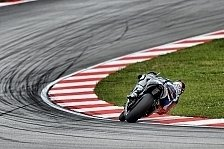 MotoGP - Lorenzo führt das Warm-Up an