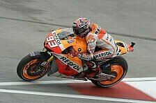 MotoGP - Marquez: Toller Kampf mit Lorenzo