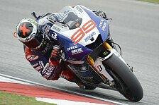 MotoGP - Lorenzo toppt seine eigene Zeit