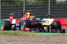 Formel 1 - Webber schnappt sich Japan-Pole
