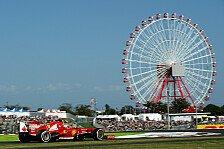 Formel 1 - Allison & Ferrari: Williams im Blick
