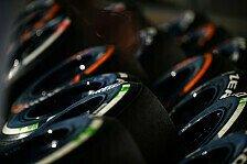Formel 1 - Austin: Pirelli erwartet zwei Stopps