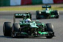 Formel 1 - Caterham Vorschau: Japan GP
