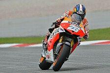 MotoGP - Pedrosa fährt souveränen Sieg nach Hause