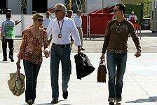 Formel 1 - Besuchsverbot bei Schumi für Ex-Manager Weber