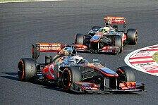 Formel 1 - Saisonbilanz 2013: McLaren