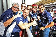 MotoGP - Espargaro freut sich auf die Krönung