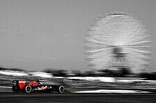 Formel 1 - Bilder: Japan GP - Black & White Highlights