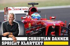 Formel 1 - Alonso zu Red Bull? Danner spricht Klartext