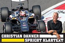 Formel 1 - Italien GP: Christian Danner spricht Klartext