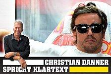 Formel 1 - Qualifying: Christian Danner spricht Klartext