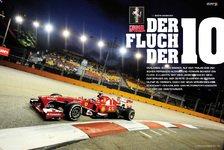 Formel 1 - Bilderserie: Motorsport-Magazin - Nr. 33