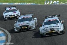Rennspiel DTM Experience startet