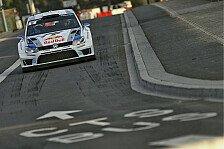 WRC - Volkswagen schafft das Triple