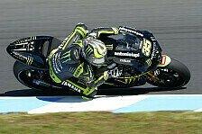MotoGP - Crutchlow nach Qualifying enttäuscht