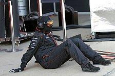 Formel 1 - Herausforderung Übersee-Logistik