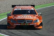 DTM - Wickens stumpfe Mercedes-Speerspitze