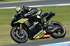 MotoGP - Crutchlow mit Bremsproblemen