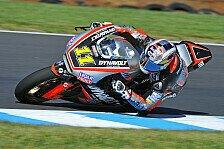 Moto2 - Cortese trotz technischer Probleme auf Rang elf