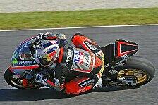Moto2 - Cortese bangt ums Wetter