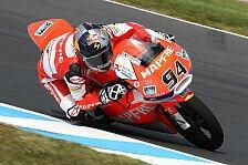 Moto3 - Folger steigt auf