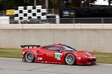 USCC - PLM: Pickett Racing ist raus