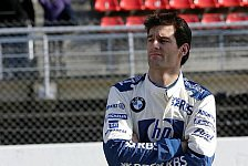 Formel 1 - Mark Webber fährt über den Kleiderbügel