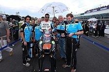 MotoGP - Iodaracing feiert 100. Grand Prix mit einem Zähler