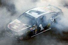 NASCAR - McMurray gewinnt unter Gelb in Talladega