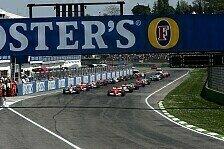 Formel 1 - Ecclestone: Rückkehr nach Imola? Warum nicht!