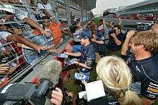 Formel 1 - Vettel im Rampenlicht: Verkappter Soap-Star?!