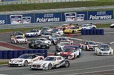 ADAC GT Masters - Bereits 20 Supersportwagen eingeschrieben