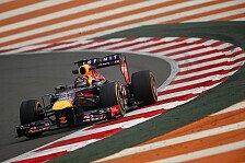 Formel 1 - Vettel knackt Pole-Hattrick in Indien