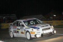 ADAC Rallye Masters - Hermannn Gaßner gewinnt ADAC Rallye Masters 2013