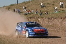 WRC - Argentinien, Tag 1: Loeb vorne - beide Ford out