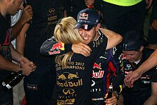Formel 1 - Vettel: Das Baby ist da