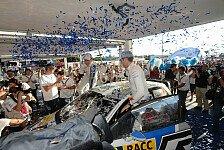 WRC - Video - VW-Highlights der Rallye Spanien