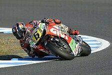 MotoGP - Bradl: Akzeptable Position erreicht
