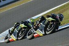 MotoGP - Crutchlow und Smith fliegen in Startreihe zwei