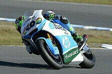 Moto2 - Espargaro führt am Samstag weiter