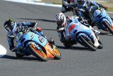 Moto3 - Spanien holt erstmalig alle Klassen-Siege