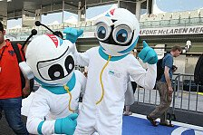 Formel 1 - Bilderserie: Abu Dhabi GP- Fundsachen