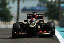 Formel 1 - Blog - Räikkönen & Lotus: Scheidungsschlacht